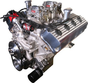 HP Aluminum Block Engine