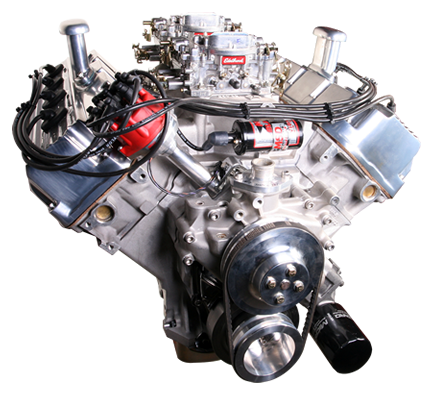 Hemi Products Fully Assembled Engine